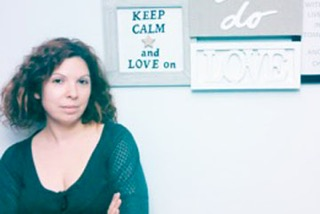 Cristina Moreno es miembro del equipo docente de El Olivo Psicoterapia Humanista